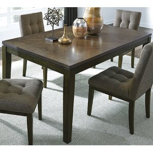 Darius Rectangular Dining Table by Ivy Br..