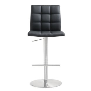 Wendy Adjustable Height Swivel Bar Stool