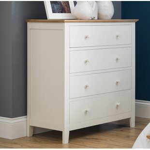 Adalee 4 Drawer Chest By Brambly Cottage