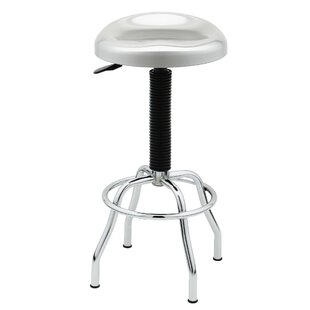 Read Reviews Adjustable Height Swivel Bar Stool by Seville Classics Reviews (2019) & Buyer's Guide