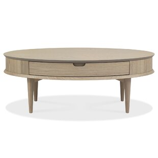 Sievers Coffee Table With Storage By Mercury Row