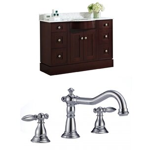 Kester 48 Rectangle Single Bathroom Vanity Set by Darby Home Co
