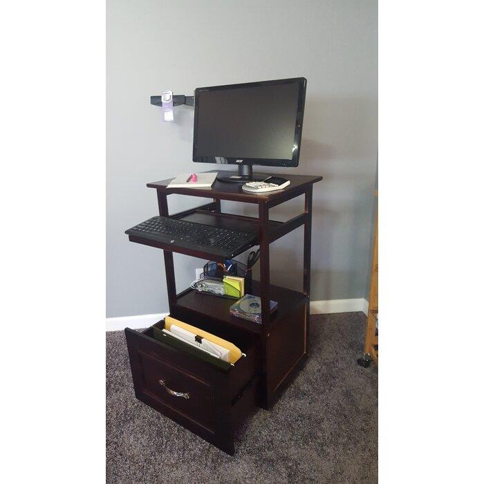Waring Wood Portable Computer Desk