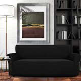 Box Cushion Sofa Slipcover by George Oliver