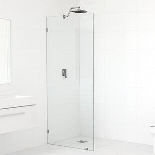 Affordable Price 32 x 78 Frameless Fixed Glass Panel ByGlass Warehouse