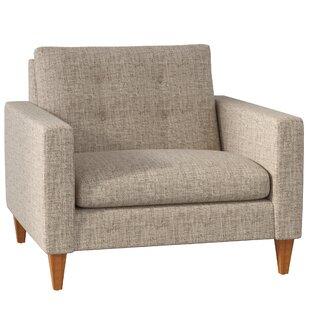 Wayfair Custom Upholstery? Acuna Armchair