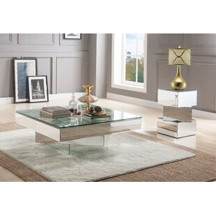Check Prices Xidias 2 Piece Coffee Table Set By Orren Ellis