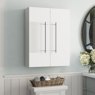 Aurum 53 X 70cm Wall Mounted Cabinet By Belfry Bathroom