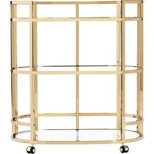 Hayden Bar Cart by Interlude