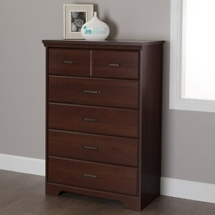Read Reviews Versa 5 Drawer Chest BySouth Shore