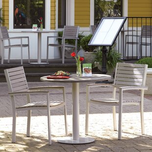 Latitude Run Farmington 3 Piece Bistro Set