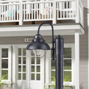 Corbel 1-Light LED Lantern Head by Beachcrest Home
