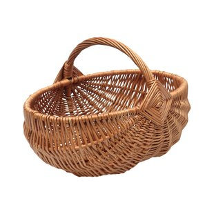 Trug Basket By Brambly Cottage