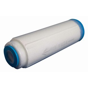 CuZn Water Systems Fluoride Removal Cartridge Refill