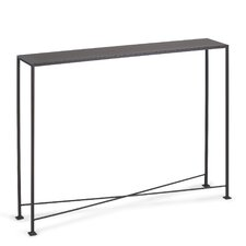 nysa metal console table - Metal Console Table