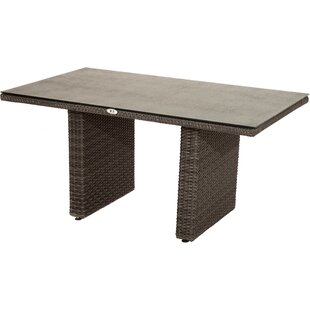 Woodmont Rattan Side Table By Sol 72 Outdoor
