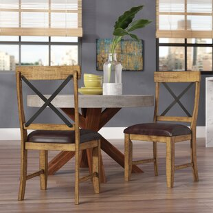 Laguna Upholstered Dining Chair (Set of 2) Trent Austin Design