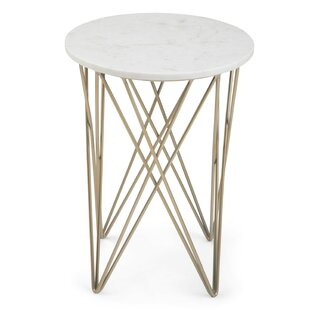 Sandy End Table