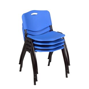 Buy luxury 'M' Stacking Chair (Set of 4) by Regency Reviews (2019) & Buyer's Guide