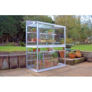 4 Ft W X 2.16 Ft D Cold Frame Greenhouse By Sol 72 Outdoor
