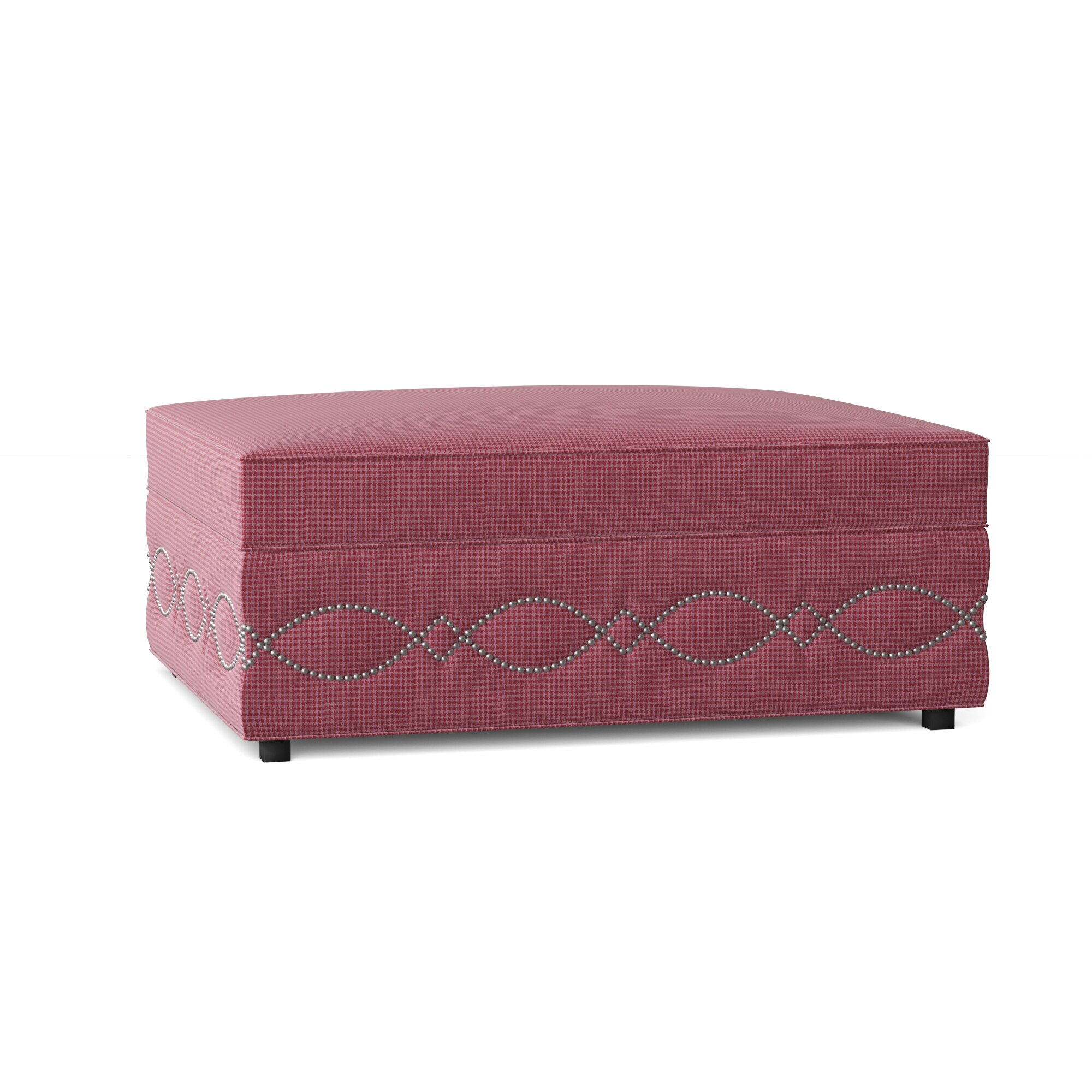 Pink Storage Ottomans Poufs You Ll Love In 2021 Wayfair