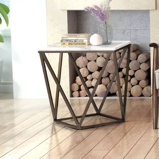 Best Price Morison End Table ByMercury Row
