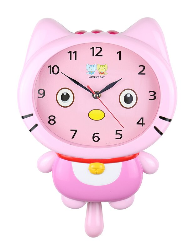 Guida Eyes Cute Kawaii Wall Clock