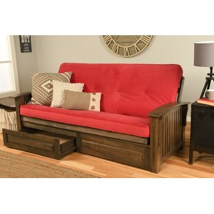 Clinchport Storage Futon and Mattress by ..
