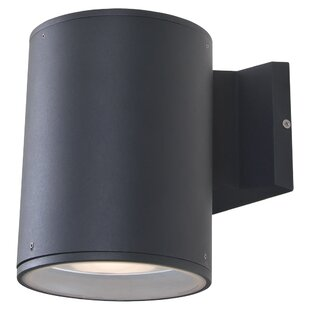 Ladonna 1-Light Outdoor Sconce by Wrought Studio