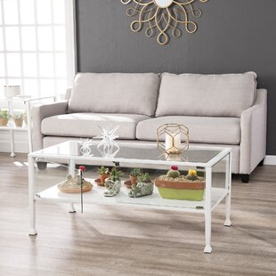 Reviews Loney Coffee Table by Latitude Run