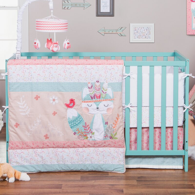 with red green crib delectable star sets baby and complete delightful turtle bedding nursery along room grey light valance delight ladybug blue paint using oration attractive cot wall