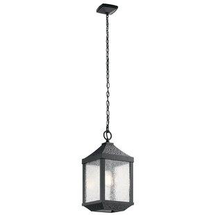 Halstead 1-Light Outdoor Hanging Lantern