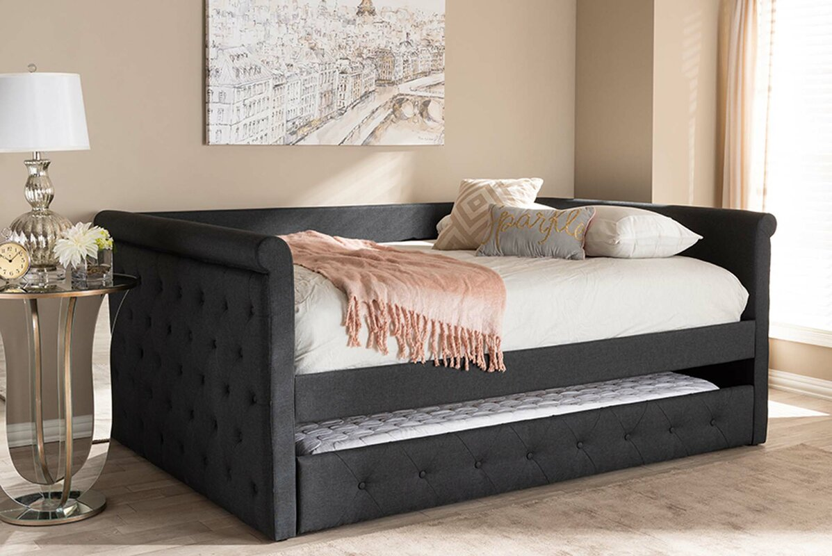 Rosdorf Park Gerde Daybed with Trundle