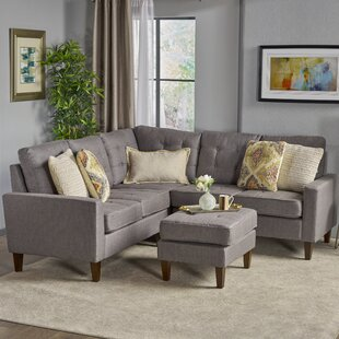Vanhorn Modular Sectional with Ottoman