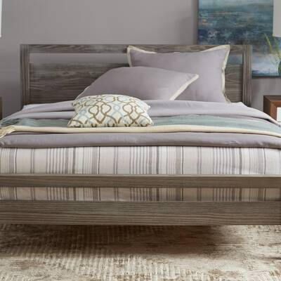 Loft platform bed Twin Loft Queen Platform Bed Wayfair Grain Wood Furniture Loft Queen Platform Bed Reviews Wayfair