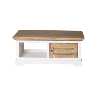 Demmer Coffee Table With Storage Space By Beachcrest Home