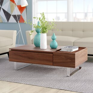 Corrigan Studio Gile Lift Top Coffee Table