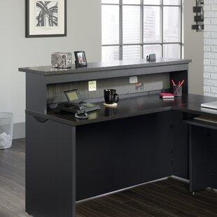 Red Barrel Studio Castalia 4 Piece L-Shape Desk Office Suite