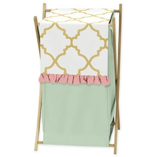 Ava Laundry Hamper BySweet Jojo Designs