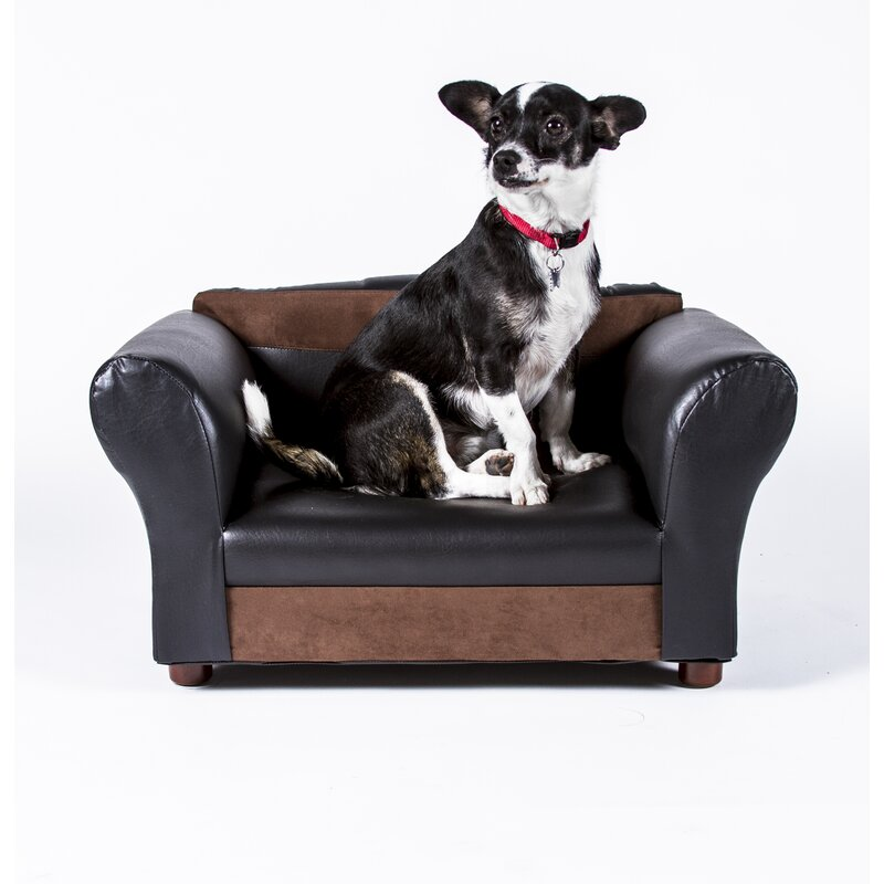 Keet Two Toned Mini Dog Sofa Wayfair