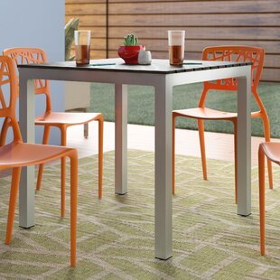 Online Purchase Danaher Aluminum Dining Table Reviews