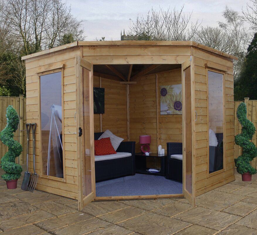 8 X Ft Corner Summer House