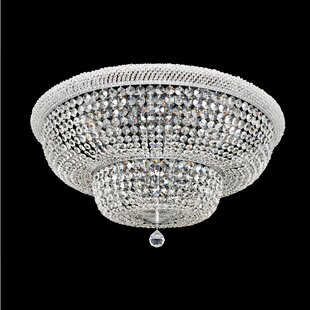 Allegri by Kalco Lighting Napoli 18-Light Flush Mount