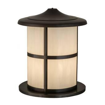 Fine Art Lamps Wiltshire Outdoor Adjustable 4 Light Pier Mount Light Wayfair