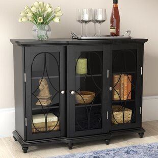 Odell 3 Doors Accent Cabinet by Darby Home Co