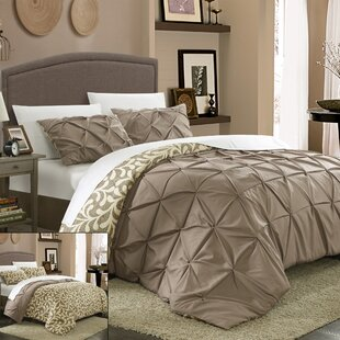 Talia 3 Piece Duvet Cover Set