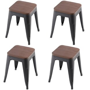 Darleen Stool (Set Of 4) By Williston Forge