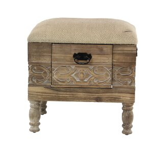 Buying Gorney Rustic Vanity Stool By Bungalow Rose