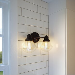 Inexpensive Ehrhardt 2-Light Armed Sconce By Ivy Bronx