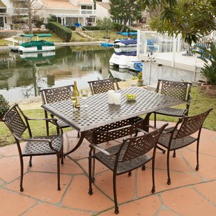 Astoria Grand Fuller Outdoor Dining Table